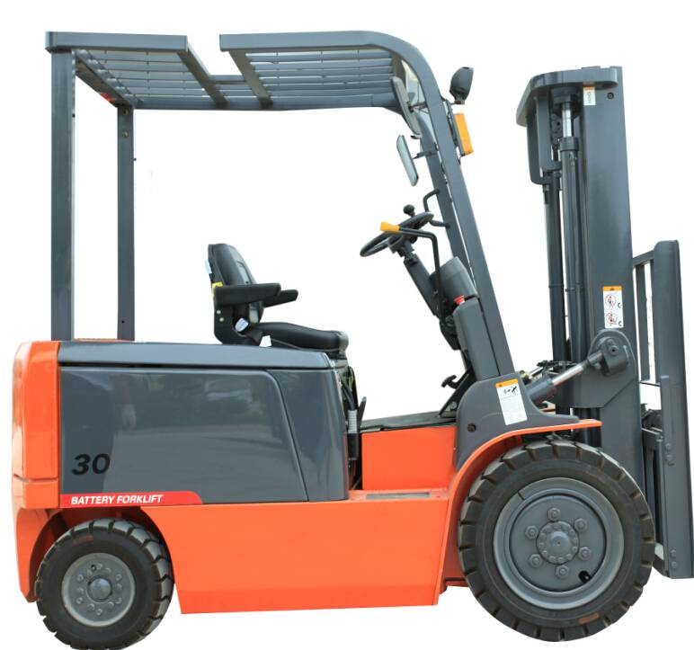 3T Electric Forklift Truck