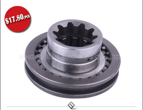 High performance bulldozer gears with Hardness HRC58~63