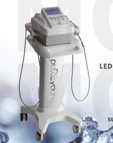 MORE3 PUREYOUNG ICESHOT AQUA INJECTOR AESTHETIC SKIN CARE DEVICE FROM KOREA