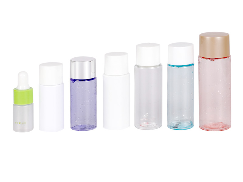 Cosmetic Trial bottle Series