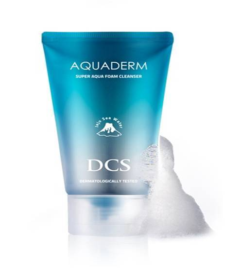 DCS SUPER AQUA FOAM CLEANSER [150ml]