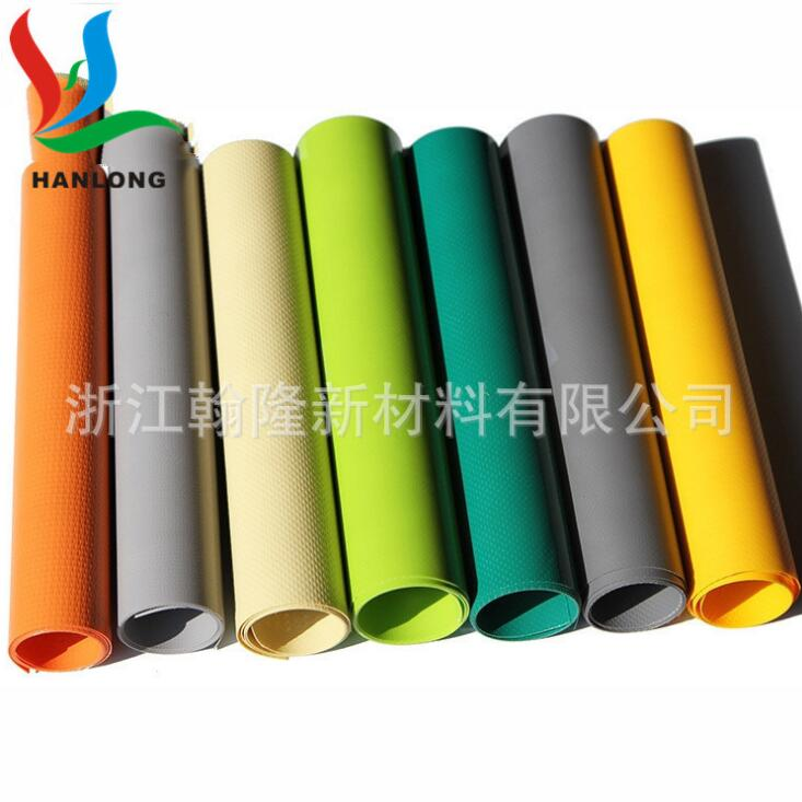 PVC fabric is knitted TPU coated fabric PVC coated fabric PVC material