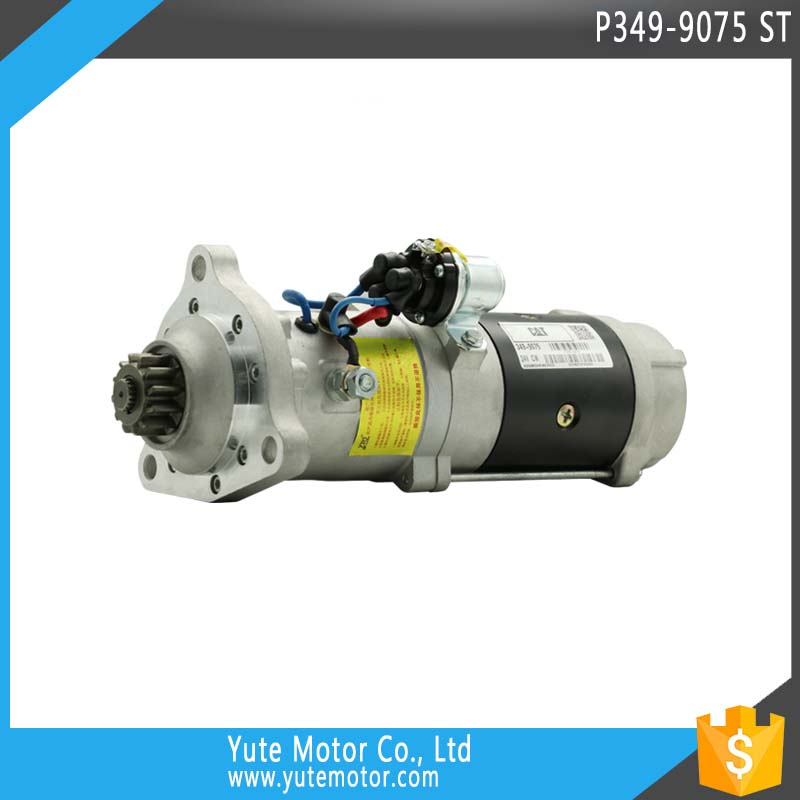 YTM P349-9075 24V 12T 9KW auto starter motor parts wholesale price