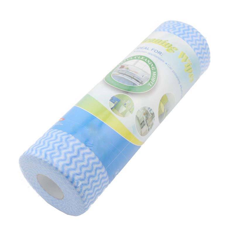 nonwoven roll wipes
