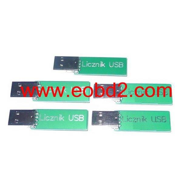 Licznik 4.8 with USB