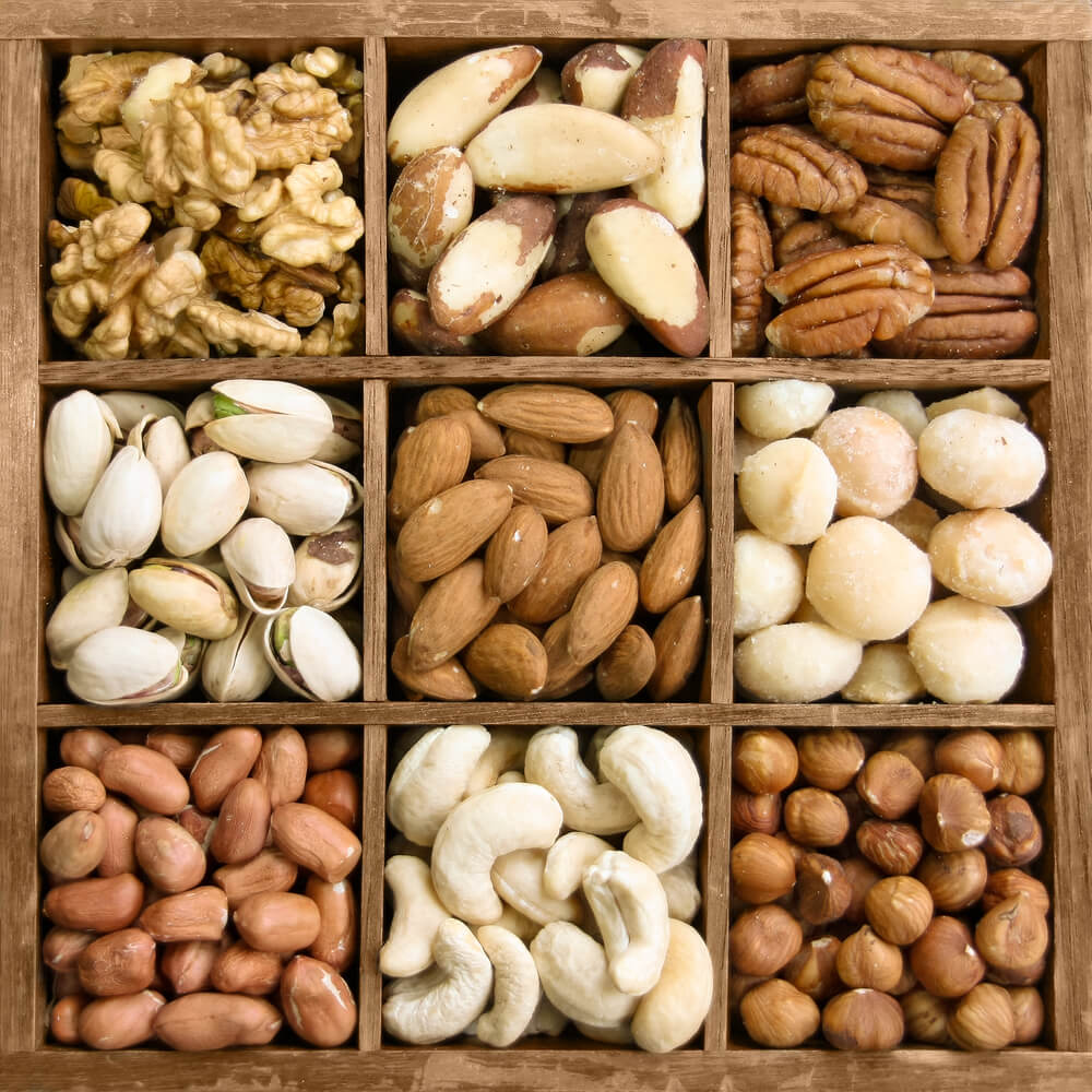 Cashew nuts,Brazilian nuts,Almond nuts etc for sale