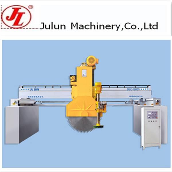 Julun Machine Marble Block Cutting Machine (SQC-1600S/.1800S/2000S)
