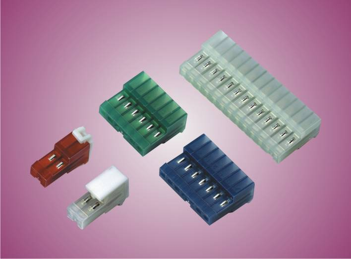 2.54mm Pitch IDC Connectors
