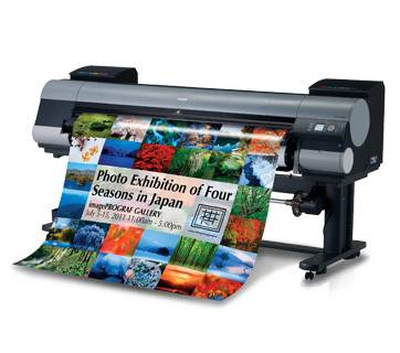 Large Format Printer imagePROGRAF iPF9410S