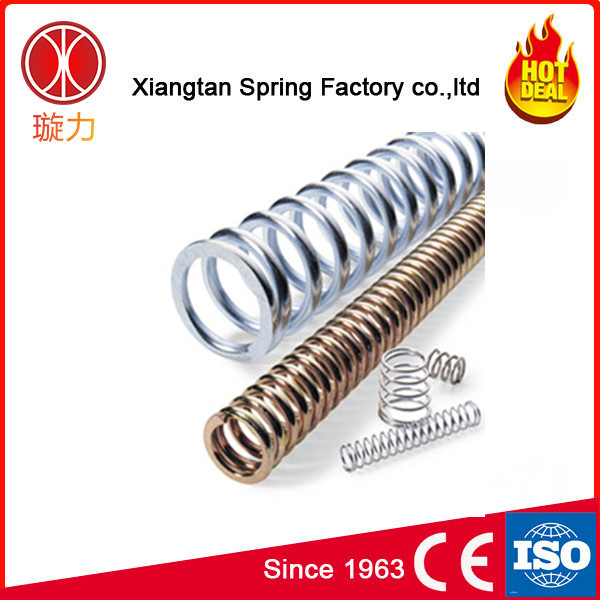 Hot sale cylindrical helical coil constant force spring for wagon