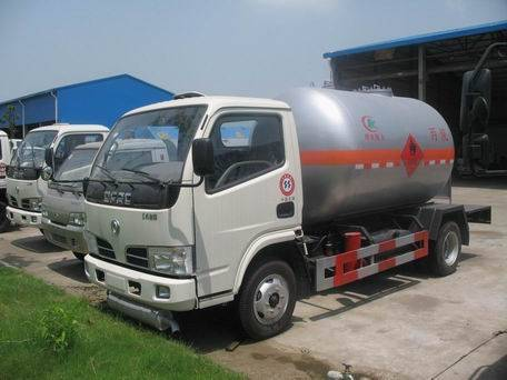 DONGFENG LPG Transporting Tanker Truck