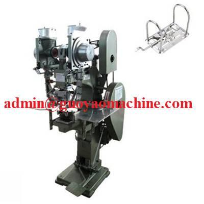 file making machine -four riveting machine