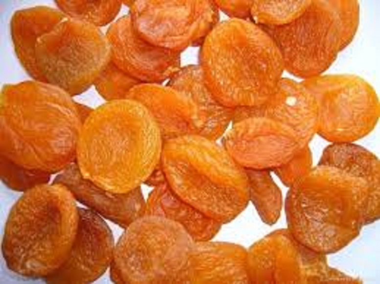 Dried fruit dried apricot
