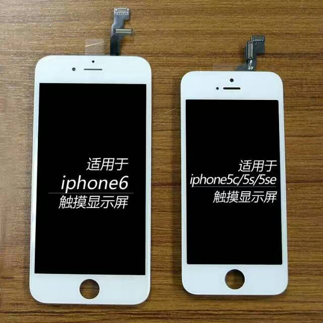 OEM brand new LCD screen for iphone 5s/5c/5se,iphone 6