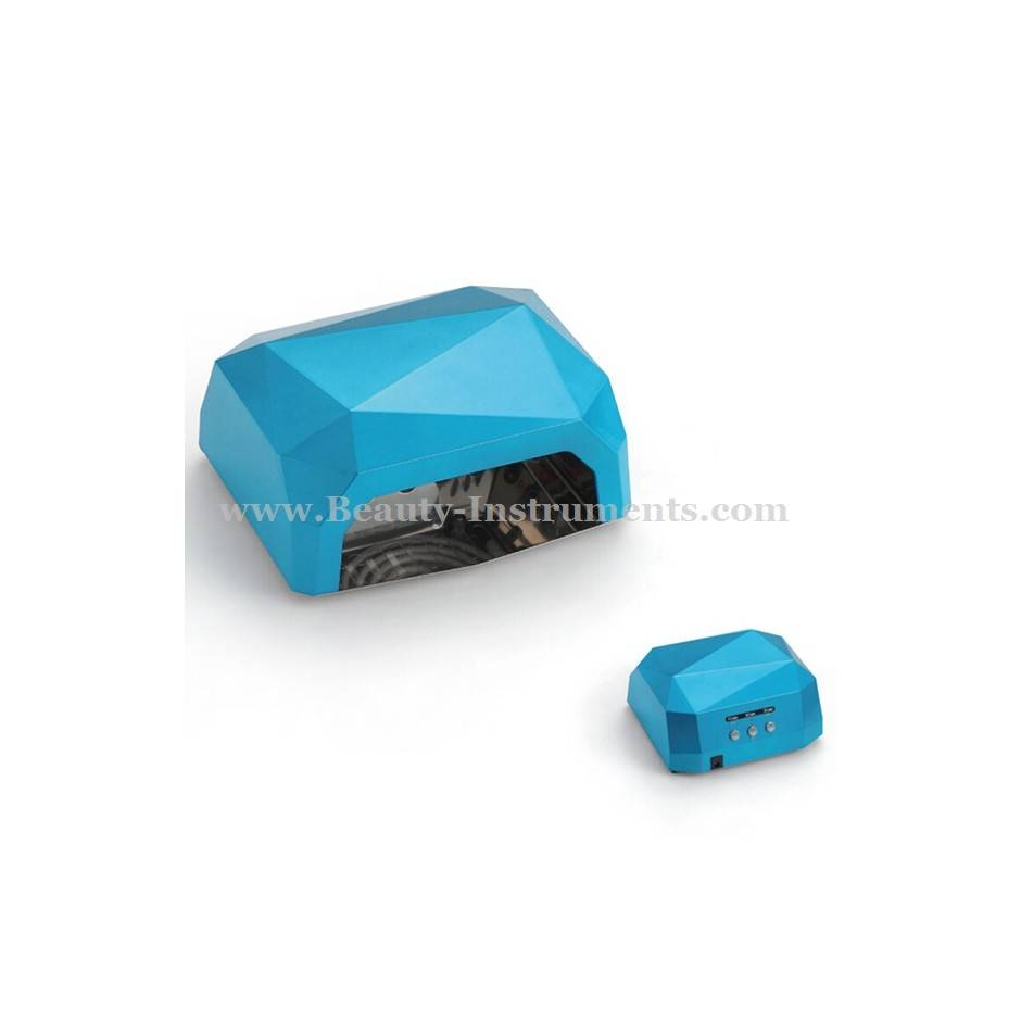 36W Professional UV Gel Curing CCFL+LED Nail Lamp AT-LCL014