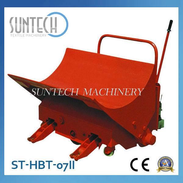 ST-HBT-07II Hydraulic Cloth Roll Doffing Trolley-Big Capacity
