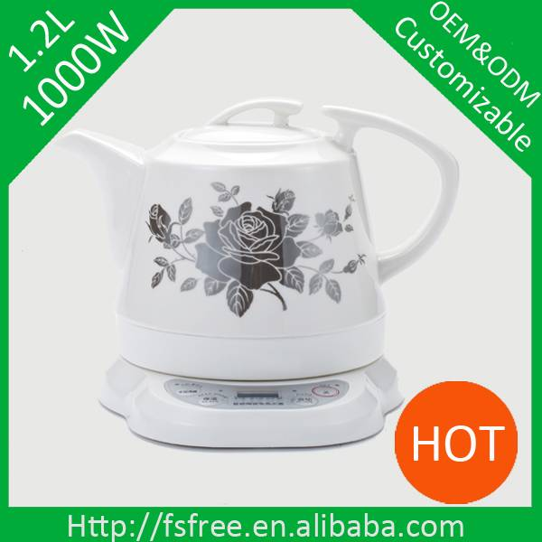 Classical ceramic kettle electric kettle