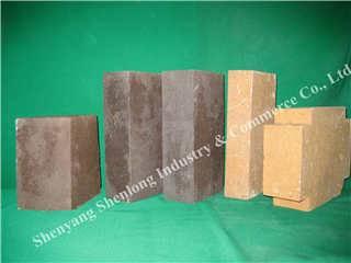Magnesia-alumina spinel brick