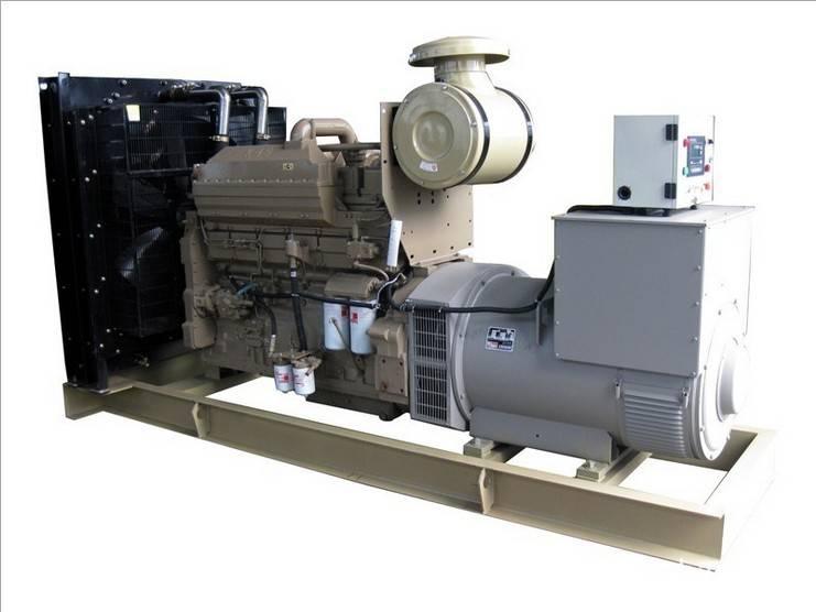 40KW, 50kVA Weichai Diesel Generator Sets