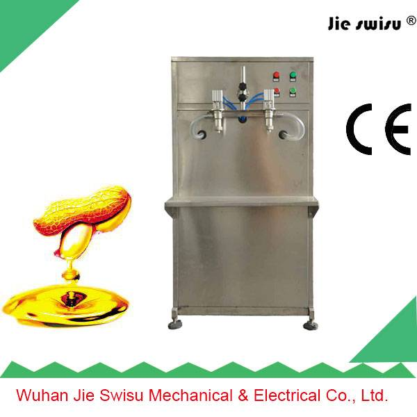 High Qualiy Stainless Steel Olive Elible Oil Filling Machine With CE