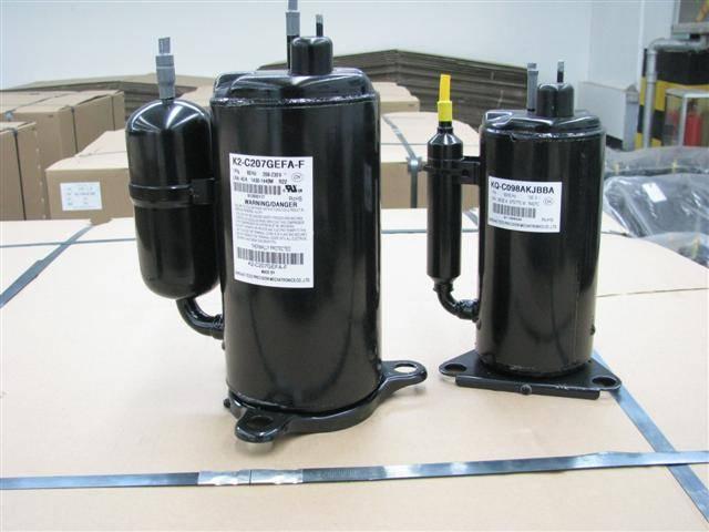 R410a Rotary Compressor
