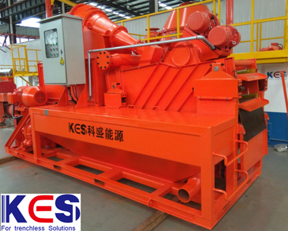 200m3 Slurry Separation Machine for HDD Pipejacking Microtunneling
