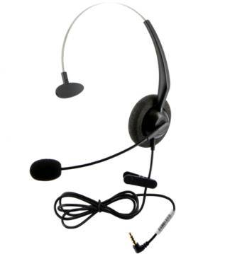 Newly Design Corded Headset With 3.5mm Headset Adapter For iphones,ipads,Samsung,HTC