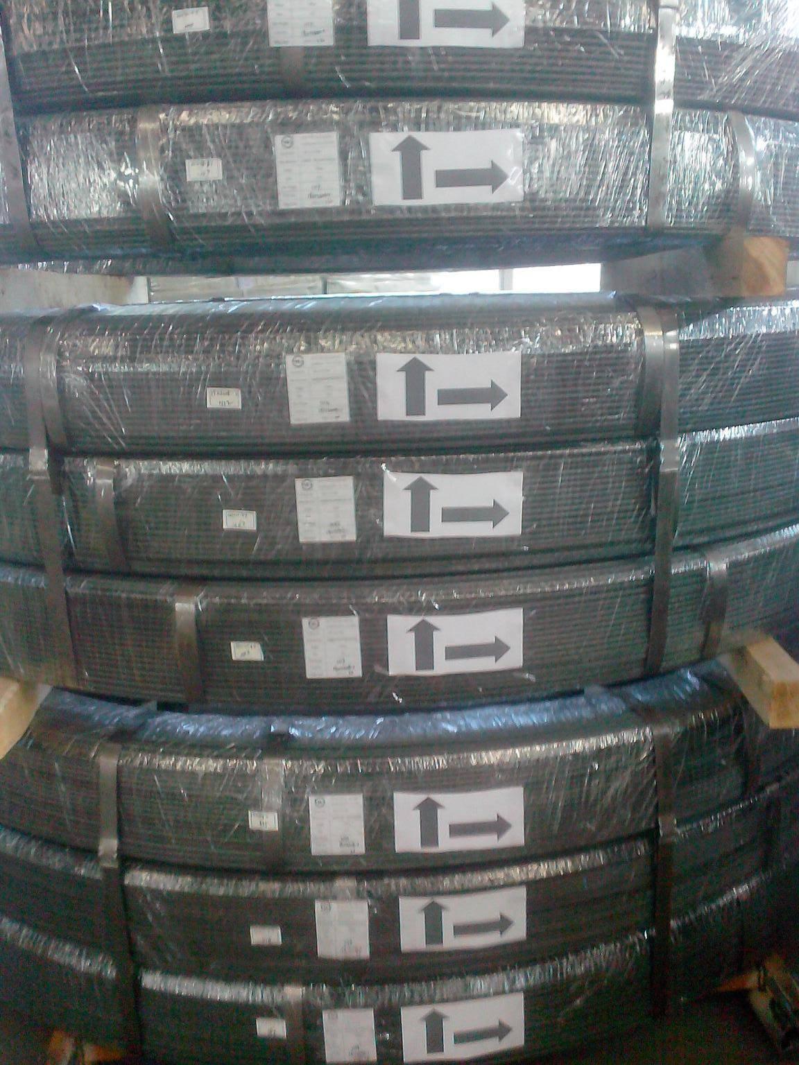 Steel bars prestressed concrete