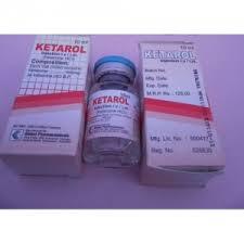 Ketarol HCL 500mg