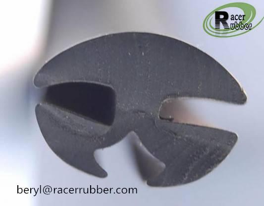 EPDM rubber window seals