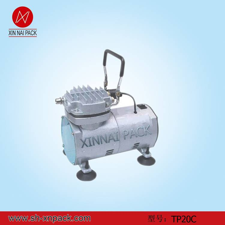 TP20C Hot Sale Mini Air Compressor with vacuum pump