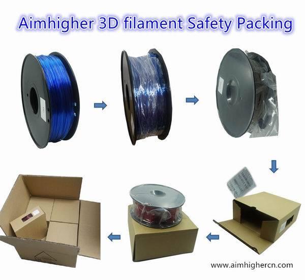 PC 3d printer filament,Available 26 colors