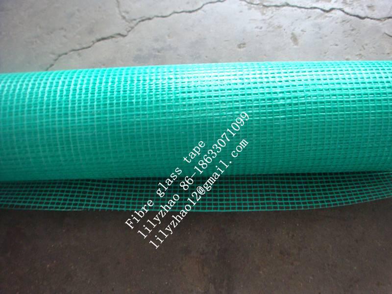 Alkali resistant fibreglass mesh 4x4