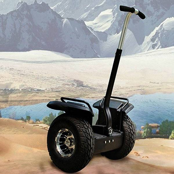 Outdoor Sports Lithium battery Off-road 4000W Motor Self Balance 2 Wheel Electric Standing Scooter