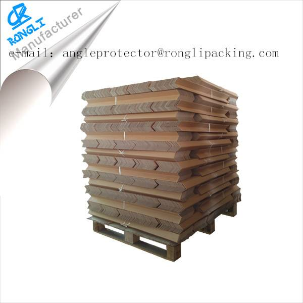 direct manufacturer corrugated board corner protector for transportation
