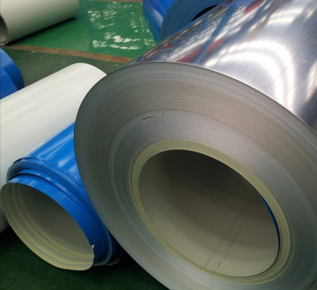 Aluzinc cladding coil sheet metal roofing
