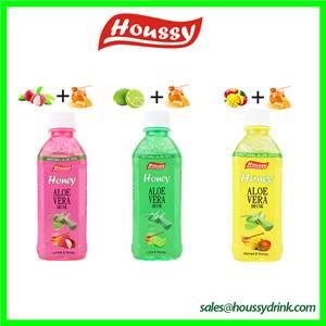 Houssy aloe vera drinks with real honey