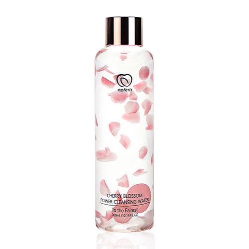 Cherry blossom power cleansing water
