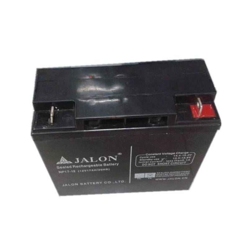 jalon 12V17AH battery