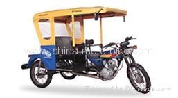 Tricycle passenger motokar