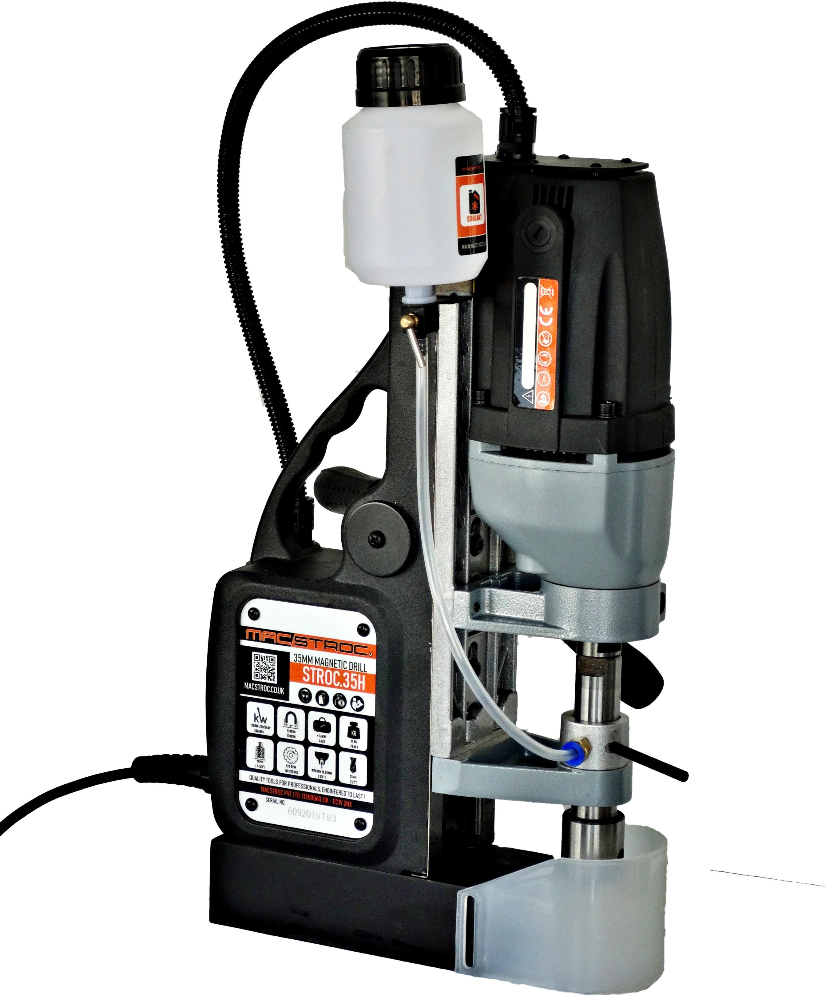 Macstroc Magnetic Drilling Machine STROC.35H
