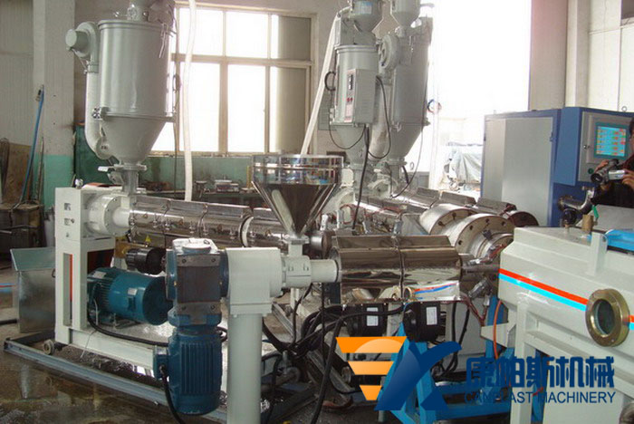 HDPE/PP Dual-layer/Three-layer Pipe Extrusion Line