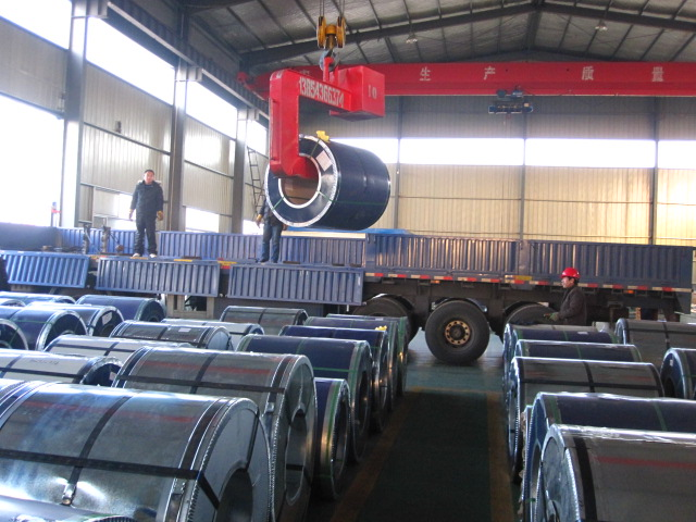 0.17mm hot dipped galvalume steel coil