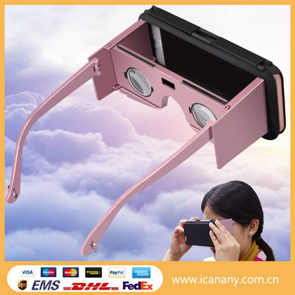 2017 new technology vr phone case virtual reality vr case for iphone 6.6plus