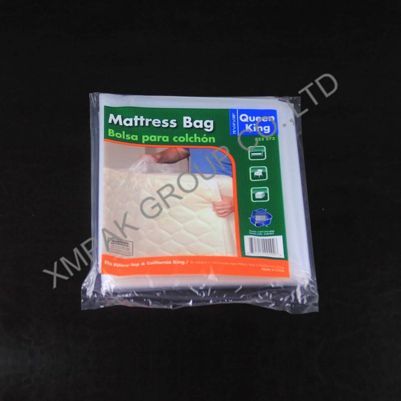 Plastic LDPE  Mattress Cover/Bag