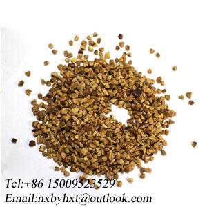 12mm granular walnut shell filter for environmental protection