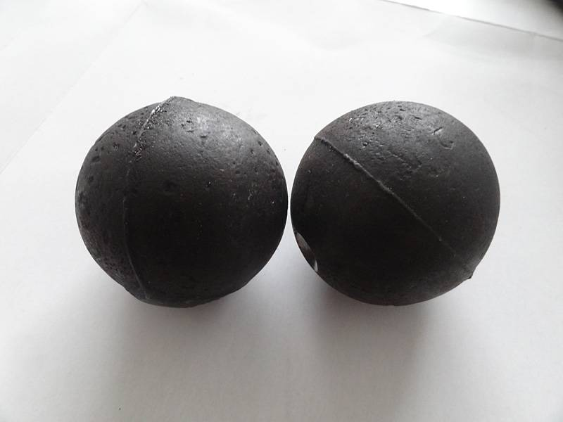 Huamin cast forged steel grinding ball
