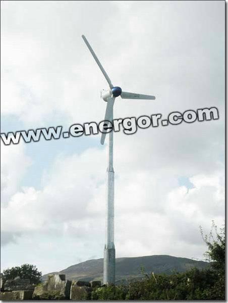 Wind turbine / wind-power generator