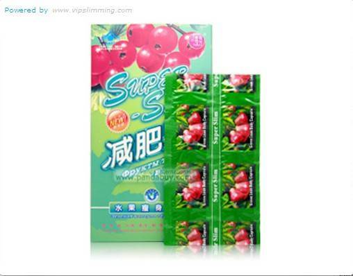 Super Slim Pomegranate Weight Loss Capsule(New )