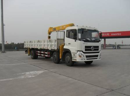 10 ton crane truck use for Engineering & Construction